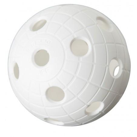 Balles de unihockey CR8BER blanches